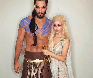 Halloween, costume, and game of thrones image