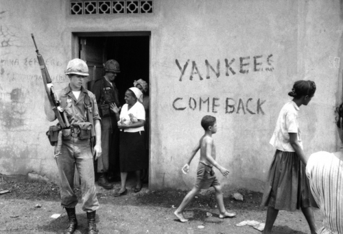 1965, army, and Dominican Republic image
