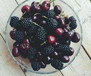 fruit, food, and cherry image