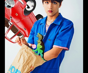 haechan, nct, and nct dream image