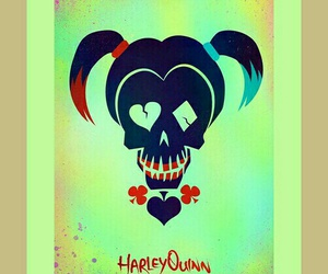sucide squad and harley queen image