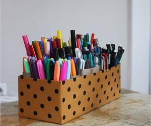 diy, ideas, and pencil image