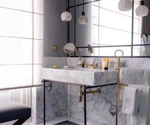 inspiration, interior, and bathroom image