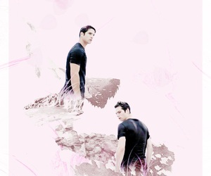 teen wolf, dylan obrien, and stiles stilinski image