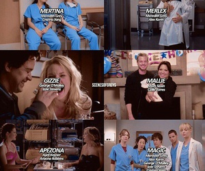best friends, Greys, and grey's anatomy image