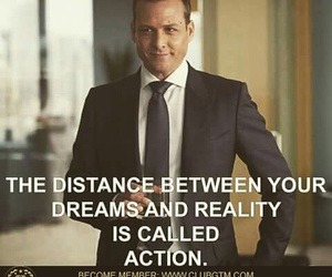 quotes, suits, and harvey specter image