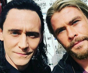 Marvel, the avengers, and tom hiddleston image