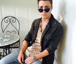 colton haynes, boy, and teen wolf image