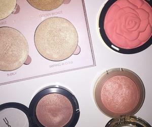 beauty, blush, and mac image