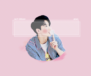 kpop edit, nct, and jeno image