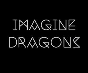 music, imagine dragons, and band image