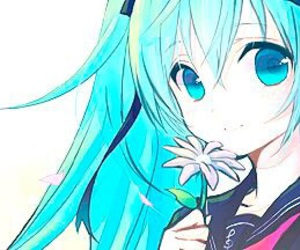 hatsune miku, anime, and vocaloid image
