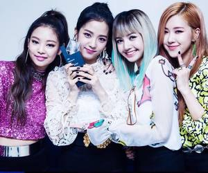 blackpink, rose, and jisoo image