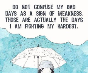 quotes, rain, and fight image