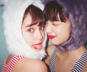 emma, model, and nana komatsu image