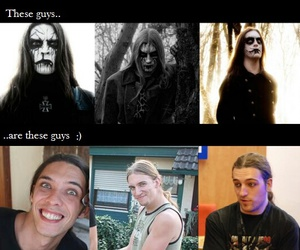 Black Metal and carach+angren image