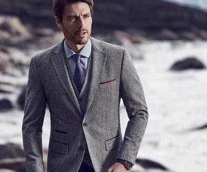 elegancia, modelo, and man image