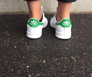 adidas, shoes, and stansmith image