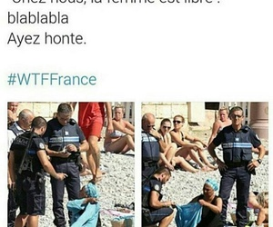 france, islam, and wtf image