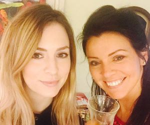 gemma styles, anne twist, and one direction image