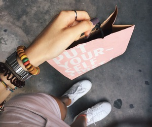 bracelets, glam, and goals image
