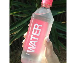 water, pink, and summer image