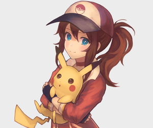 pikachu, pokemon, and pokemon go image