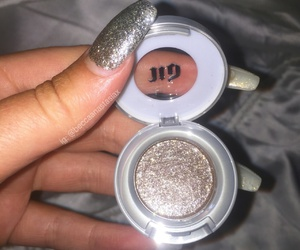 makeup, luxury, and nails image