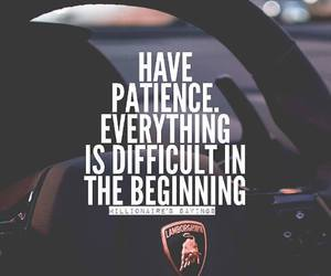 quote and patience image