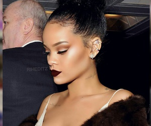gorgeous, make up, and Queen image