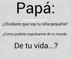 books, frases, and papa image