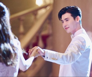 asian, couples, and handsome image