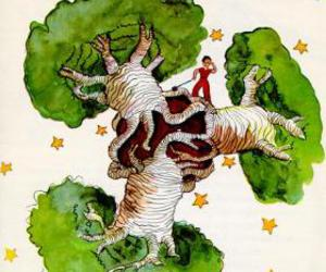 tree, baobabs, and the little prince image