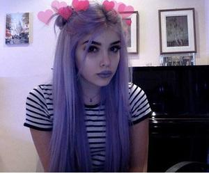 grunge, purple, and tumblr image