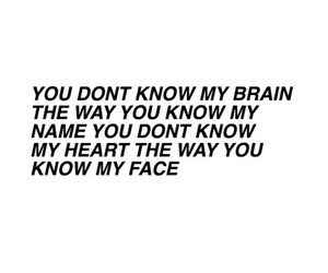 quotes, face, and brain image