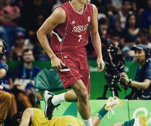 Basketball, Serbia, and bogdanovic image