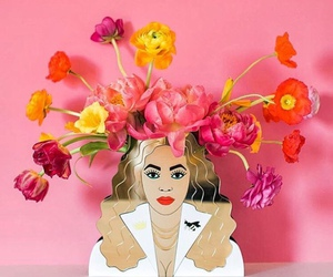 beyonce art, beyoncé, and queen bey image