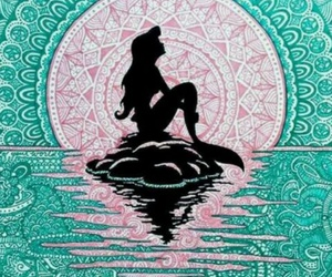 disney, indian, and thelittlemermaid image