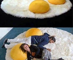 eggs, exhausted, and funny image