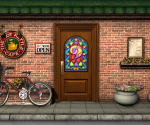 nancy drew, herinteractive, and hot kettle cafe image
