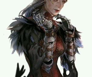dragon age, dragon age 2, and flemeth image