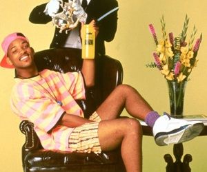 will smith, fresh prince, and swag image