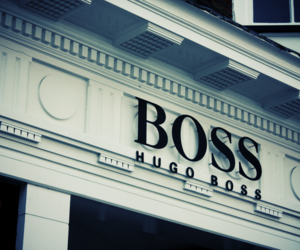 boss and Hugo Boss image