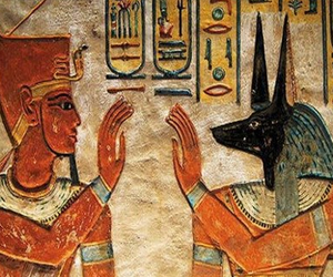 ancient egypt, high five, and history image