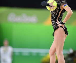 ball, rhytmic gymnastic, and rio 2016 image
