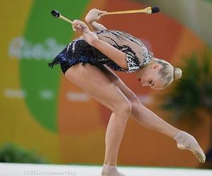 clubs, rhytmic gymnastic, and rio 2016 image