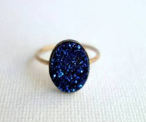 ring and blue image