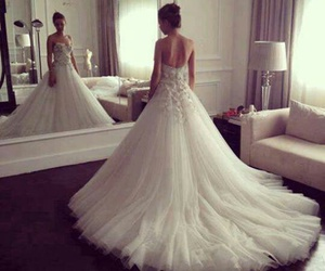 blanche, fashion, and mariage image
