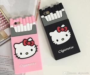 iphone cases, hello kitty case, and cute image