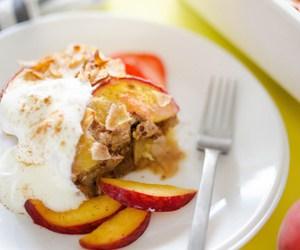 cream, sweet, and dessert image